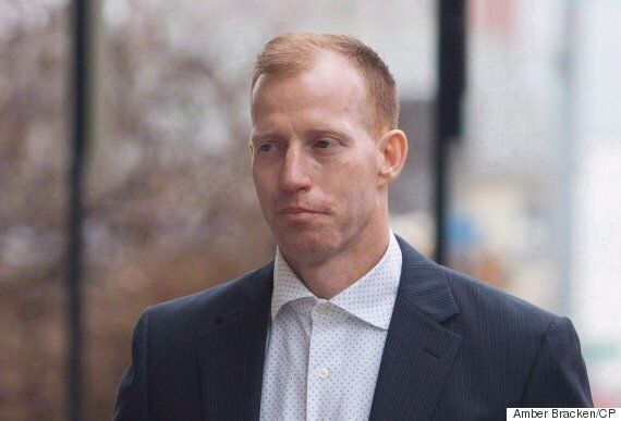Travis Vader Guilty Of Second-Degree