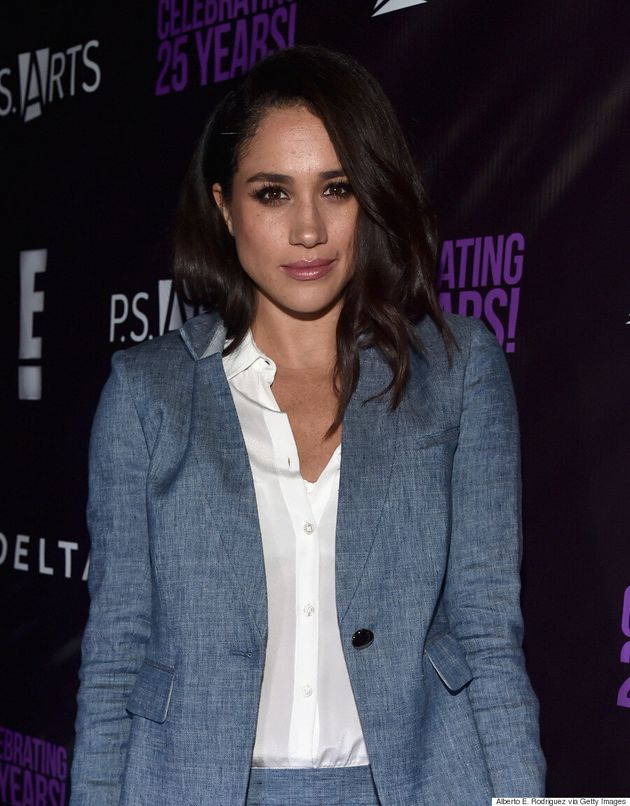 Meghan Markle Has Already Met Prince William, Say