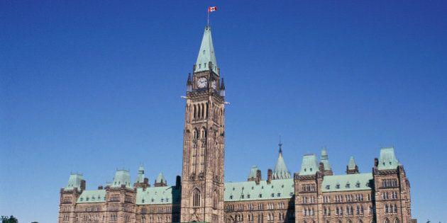 Parliament Building, Ottawa,