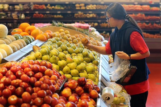 Canadian Food Prices Are Falling, After Some Serious