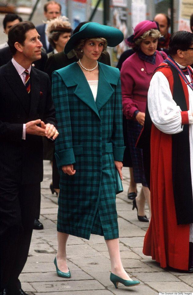 Princess Diana's Style To Be Focus Of 2017 Kensington Palace