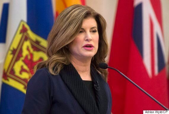 Rona Ambrose: Trudeau Loves 'Hanging Out With Billionaires' Like