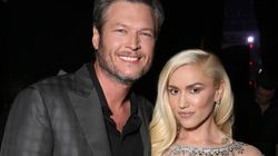 Gwen Stefani Thanks Blake Shelton For Kissing Her 'Back To
