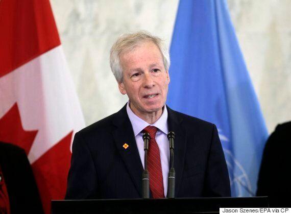 Canada's Bid For UN Security Council Seat Backed By Serbia, Despite Kosovo