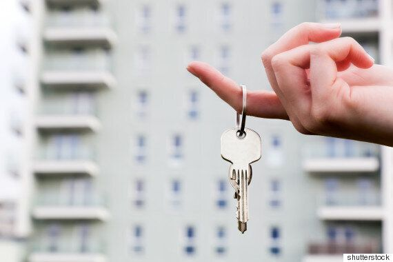 Buying Instead Of Renting Can Lift You Out Of