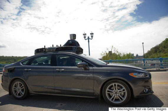 Uber Launches Self-Driving Cars In Pittsburgh, Vaulting Humanity Into The