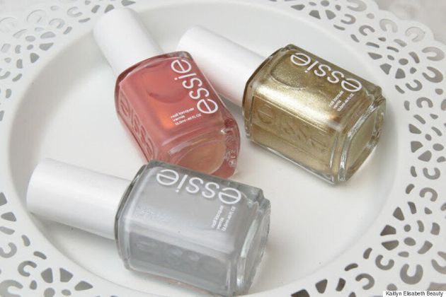 Nail Art: Recreate This Mod Mani By Essie Canada's Lead Nail