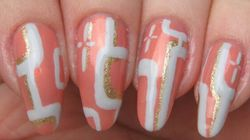 How To Get This Groovy Nail Art Inspired By The