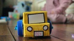 How To Transform A Milk Carton Into A Toy