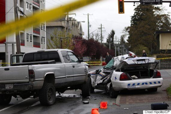Sarah Beckett, RCMP Officer, Killed In Langford, B.C.