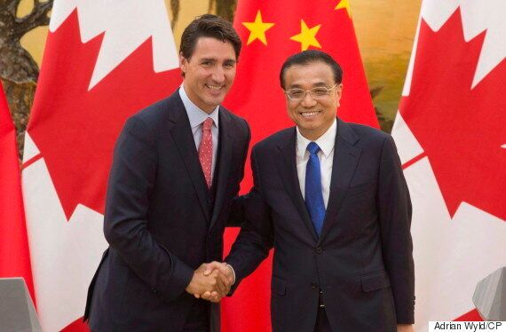 Chinese Premier Li Keqiang To Visit Canada Weeks After Trudeau's Formal