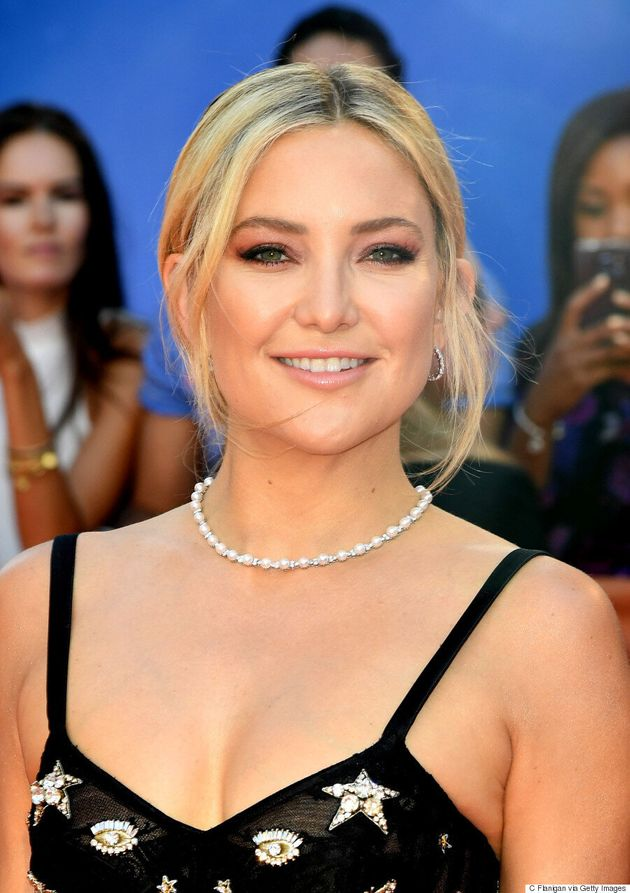 TIFF 2016: Kate Hudson Flashes Her Underwear In Sheer Alexander McQueen