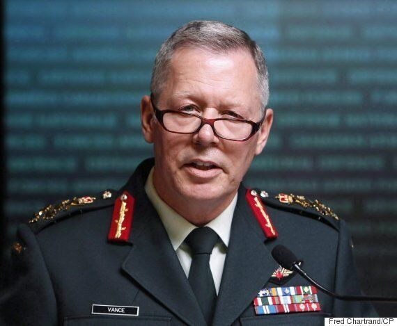 Gen. Jonathan Vance: Canada's NATO Contribution About More Than Just