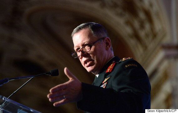 Gen. Jonathan Vance Says No End In Sight In Struggle To Defeat