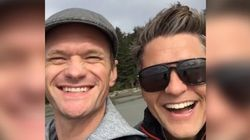 Neil Patrick Harris Visited Tofino And Did Everything