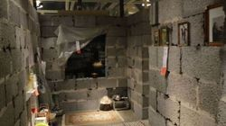 Ikea Builds Haunting Replica Of Syrian Home Inside