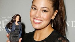 Ashley Graham Gets Her Own Barbie With Thighs That