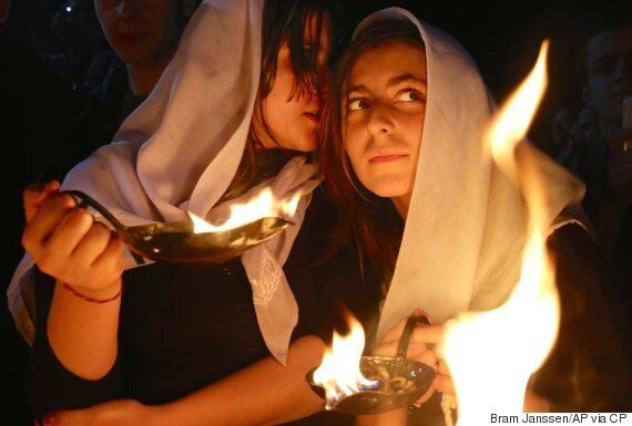 'International Leadership:' MPs Chart New Course By Bringing Yazidi Genocide Survivors To
