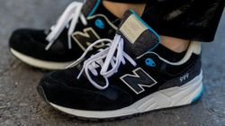 New Balance The Official Shoe For Whites, Supremacists