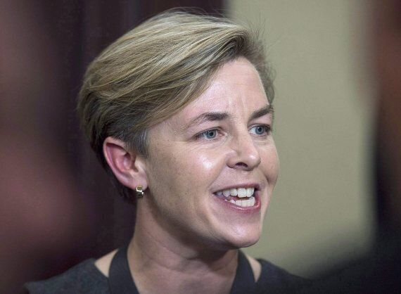 Kellie Leitch Suggests She's Not Worried Racists May Support Her