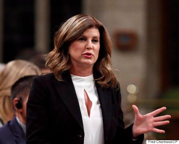 Rona Ambrose: Liberals Must Scrap Carbon Tax Plan, Push Keystone Because Of