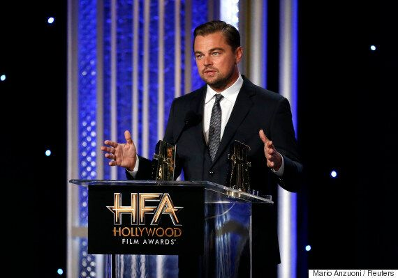 DiCaprio's Climate Change Doc Wants Alberta To Feel Very, Very