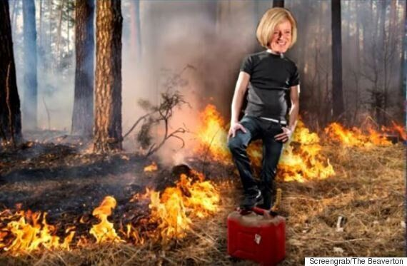The Beaverton Takes Aim At Those Who Blame Rachel Notley For All Of Alberta's