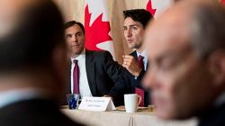 Trudeau Tries To Woo Investors With Deep