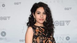 Alessia Cara Goes Glam For 2016 Junos Red