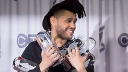 The Weeknd Dominated This Year's Juno