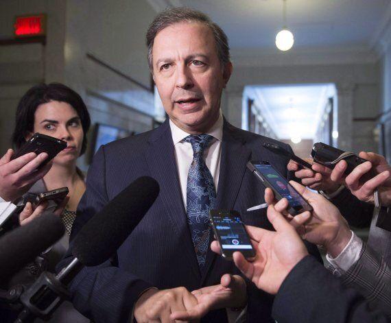 Sam Hamad, Quebec Treasury Board President, Under Ethics