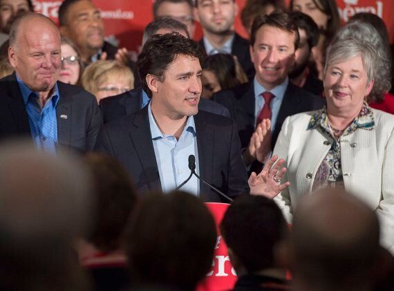 Trudeau: Liberal Party Should Be Open Movement Without
