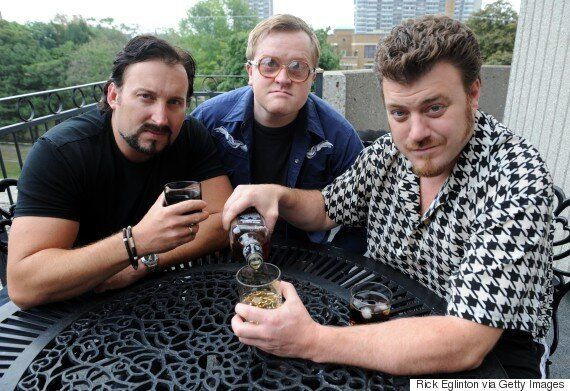 'Trailer Park Boys' Bubbles Actor Mike Smith Arrested In