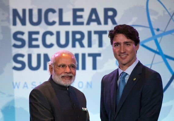 Justin Trudeau To Visit India After Receiving Invitation from Narendra