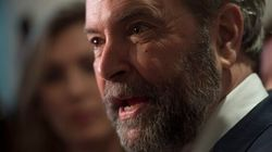 Mulcair Sets Into Campaign