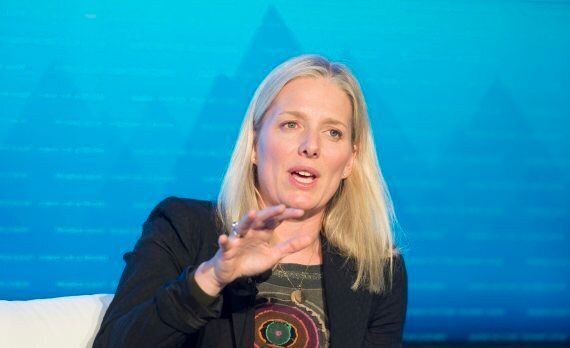 Catherine McKenna: 'Climate Change Is Not A Partisan