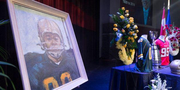 Norman Kwong Remembered As Loving Father, CFL