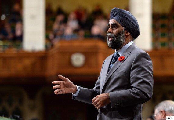 Harjit Sajjan: Trump's Victory Doesn't Change Canada's Commitment To
