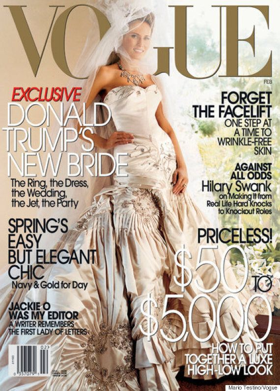 Michelle Obama Is Vogue's Final Cover Star For