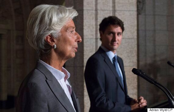 Tony Clement: IMF Head Christine Lagarde 'Spouting Left-Wing