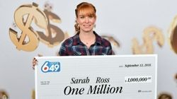 B.C. Family Wins Lottery Months After House Burned