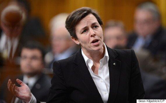 Kellie Leitch Slams Politically Correct 'Elites' Upset About Anti-Canadian Values