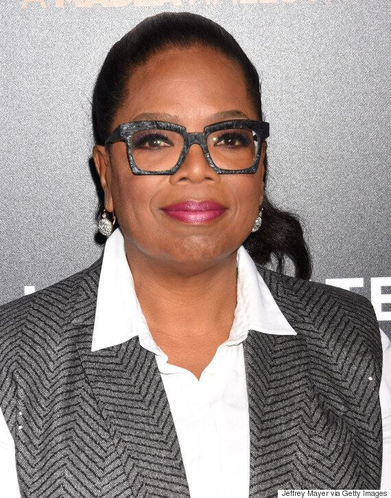 Oprah Believes 'Hope Is Still Alive' After Trump Elected