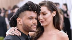Bella Hadid And The Weeknd Break