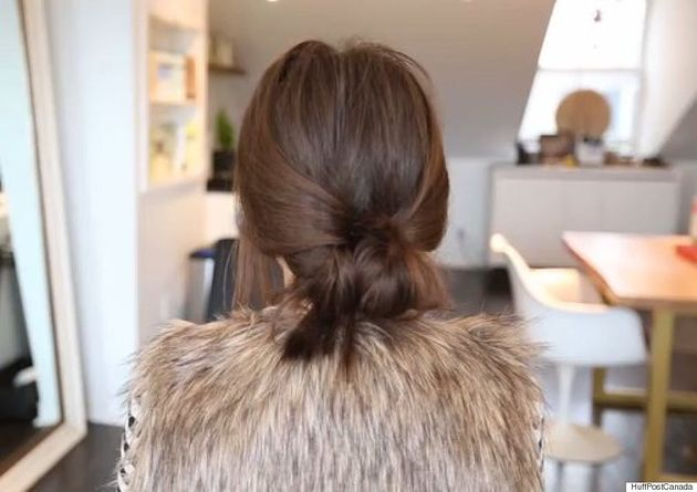 DIY Spring Hairstyle: How To Do A Super Chic Low