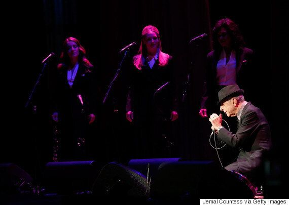 Leonard Cohen Was Our Heart Of