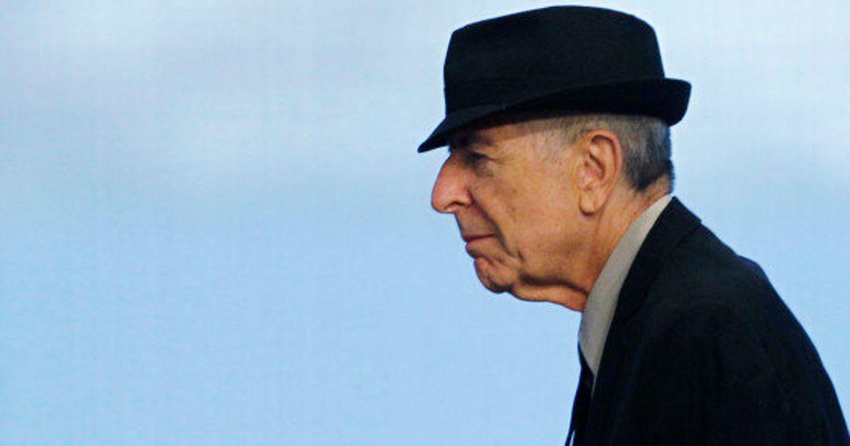 Leonard Cohen's 'In Flanders Fields' Recitation Is A Beautiful Tribute