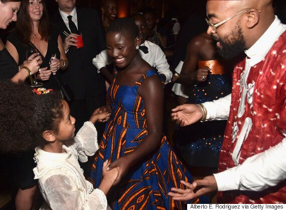 Lupita Nyong'o TIFF 2016: The Actress Had The Cutest