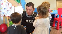 Mounties Step In To Babysit At B.C.