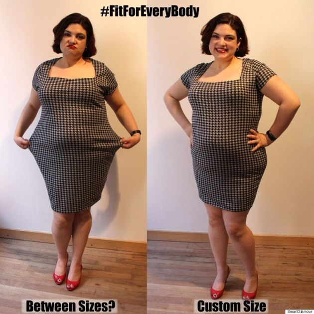 SmartGlamour Empowers Customers With Body Positive #FitForEveryBody